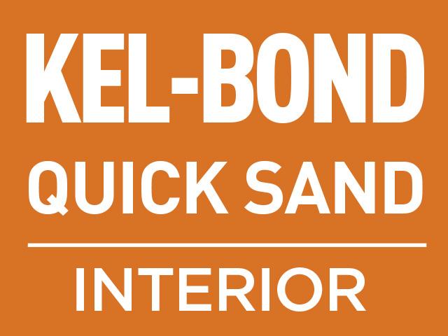 Kel-Bond Quick Sand